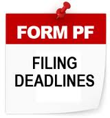 "form pf What is"" Form PF? 