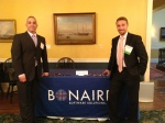 Brian Dalia & Joseph DiNardo of Bonaire Software