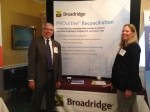 James Black & Cheryl Brown Romano of Broadridge